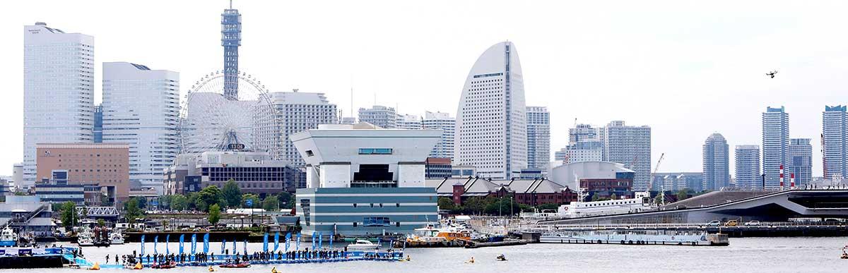ITU世界トライアスロンシリーズ横浜大会/ITU World Triathlon Yokohama