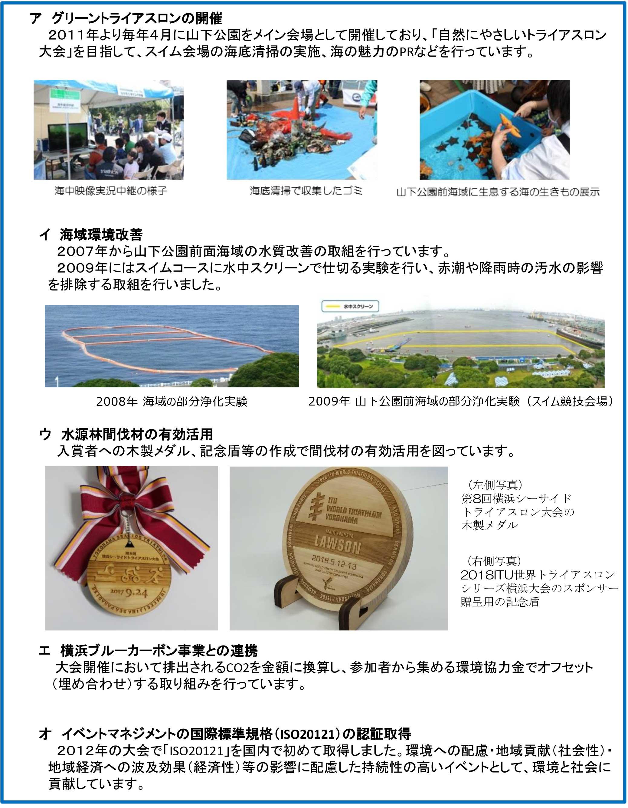 OCAスポーツと環境大賞